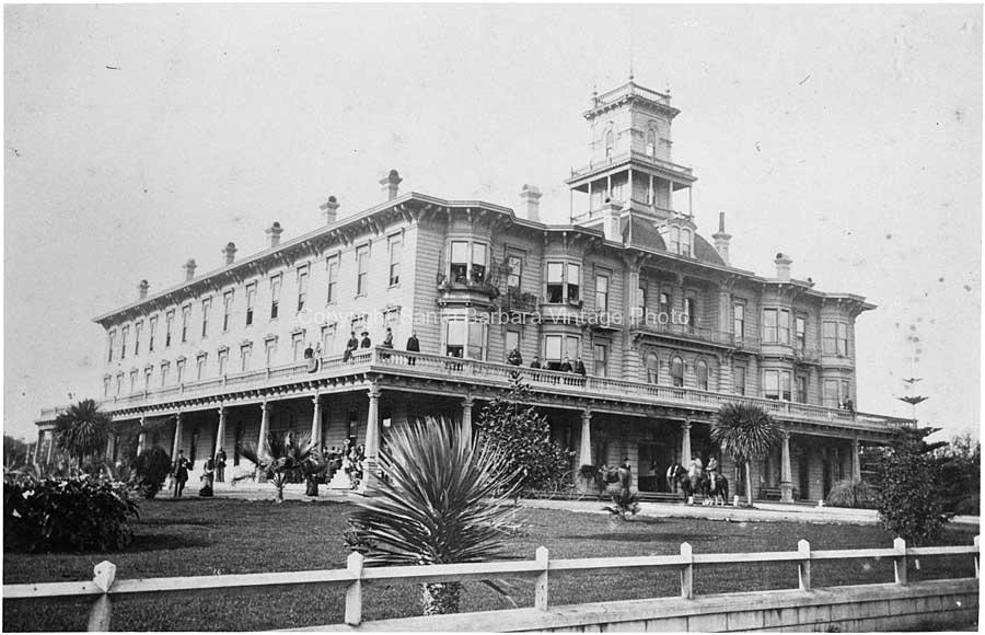 The Arlington Hotel, Santa Barbara, CA | AS07