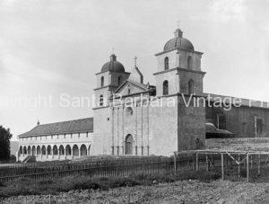 Santa Barbara Mission - MS25