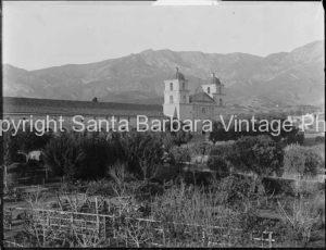 Santa Barbara Mission - MS27