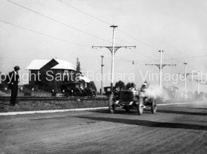 Trackside, Santa Monica, CA. CA -21