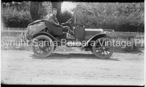 Ford C.1918 Santa Barbara, CA. SB - 11