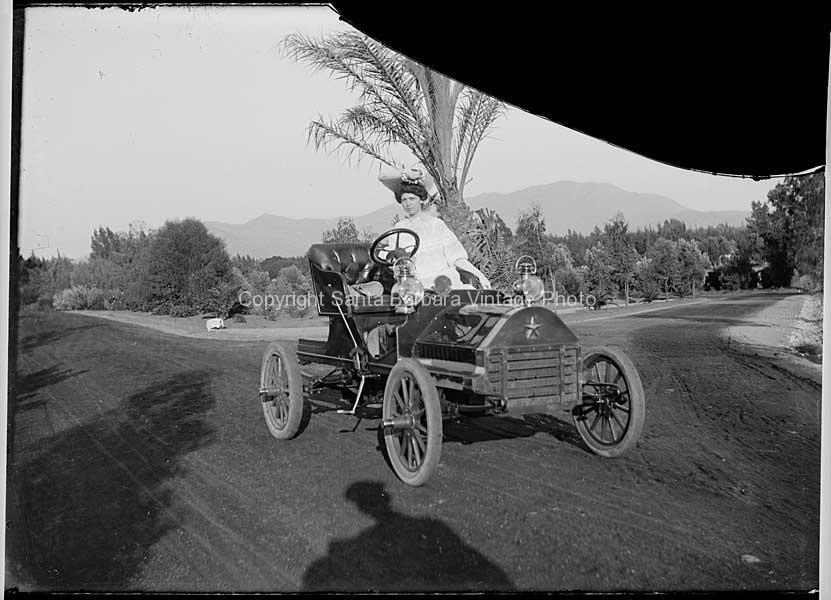 Vintage Auto - Santa Barbara, CA - TR19