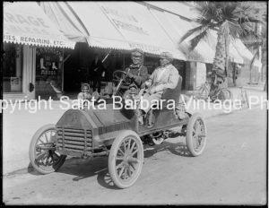 Santa Barbara Vintage Auto - TR26