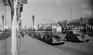 Lower State Santa Barbara 1940's CA-04