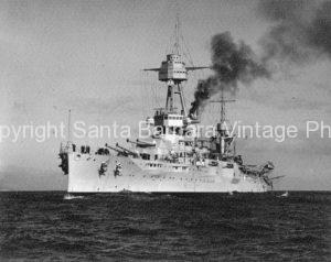 USS Destroyer, Santa Barbara, CA. - BS04