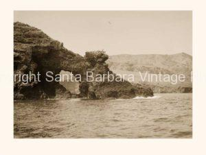 Anacapa Island, Arched Rock - CH11