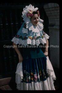 Fashionista, Fiesta 1930's Santa Barbara - FS20