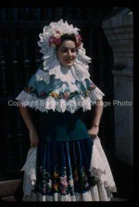 Fashionista, Fiesta 1930's Santa Barbara - FS21