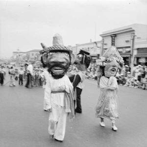 Santa Barbara Fiesta Parade, 1930's FS30