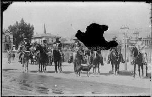 Santa Barbara Fiesta Parade, 1930's - FS51