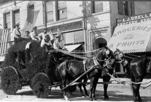 Floral Parade Santa Barbara CA. - FS53