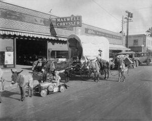 Los Pioneros Santa Barbara CA. - FS57