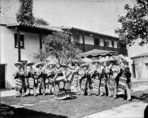 Spanish Cantantes Santa Barbara, CA. - FS58