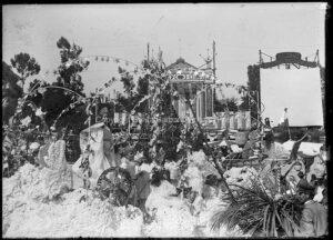 Floral Parade, Santa Barbara CA. -  FS59