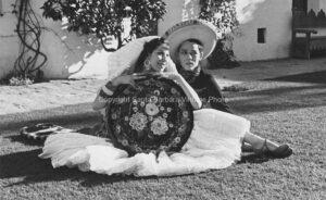 Santa Barbara Fiesta, Circa 1930's - FS63
