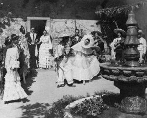 Santa Barbara Fiesta, Circa 1930's - FS66