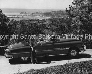 1952 Pontiac Cheiftain Santa Barbara, CA. CA-26