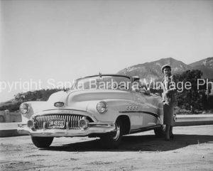 1952, Buick Roadmaster, Santa Barbara,CA - GS03