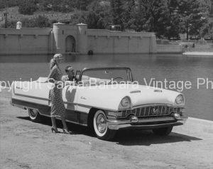 1956 Packard Caribbean, Santa Barbara, CA - GS08