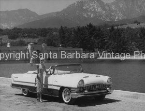 1956 Packard Caribbean, Santa Barbara,  CA-34