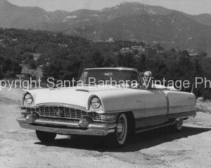 1956 Packard Caribbean, Santa Barbara, CA - GS10
