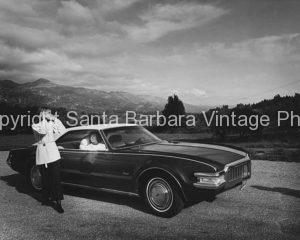 1963 Oldsmobile Toronado, Santa Barbara, CA.  CA -39