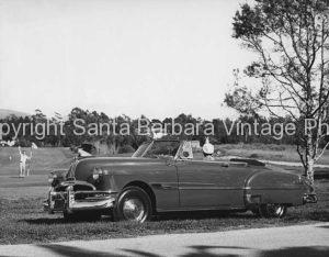 1952 Pontiac Chieften, Santa Barbara, CA.  CA - 40