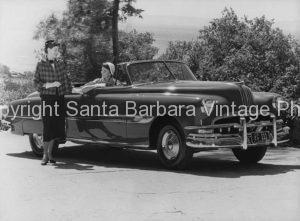 1952 Pontiac Chieften, Santa Barbara, CA.  CA - 41