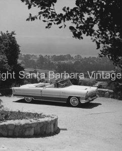 1956 Packard Caribbean, Santa Barbara, CA.  CA -44