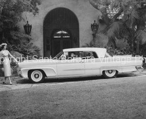 1959 Lincoln Continental Capri, Santa Barbara, CA. CA - 47