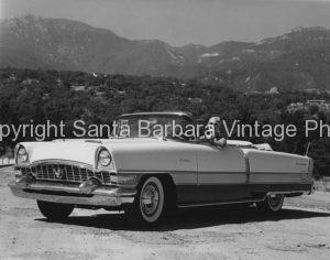 1956 Packard Caribbean, Santa Barbara, CA - GS24