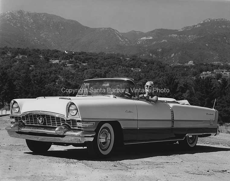 1956 Packard Caribbean, Santa Barbara, CA   GS24