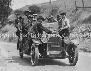 working Gang with Model T, Santa Barbara, CA. CA. - 60
