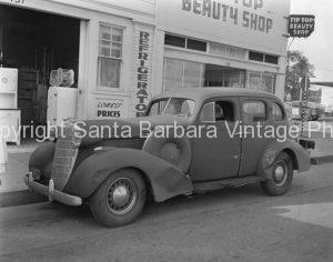 Vintage Auto, Santa Barbara, CA - GS36