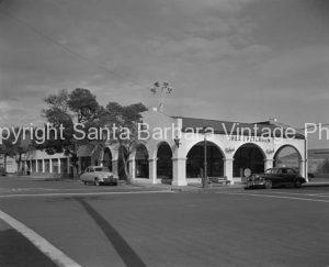 Thos. L Petersen Packard Dealer Santa Barbara, CA. CA-64