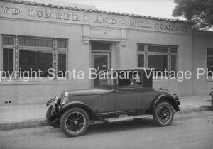 Hayward Lumber and Mill Santa Barbara, CA. CA-65