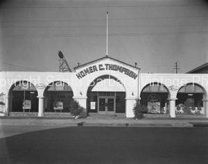 Homer C. Thompson Ford Dealership, Santa Barbara CA - GS46