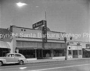 Mc Makans Furniture Store, Santa Barbara, CA. CA-68