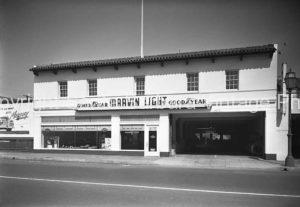 Marvin Light Tires, Santa Barbara, CA. CA-74