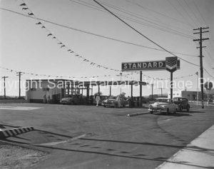 Standard Gas Station Santa Barbara, CA. CA-75