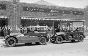 M.A. Durkee Cadillac, Santa Barbara CA -GS60