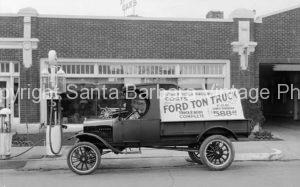 Ford Model T, Santa Barbara, CA. CA-83