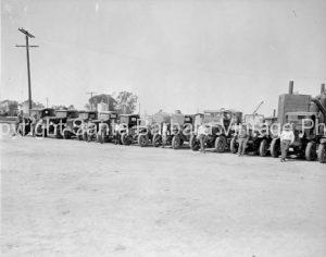 Vintage Farm Trucks, Santa Barbara, CA - GS69