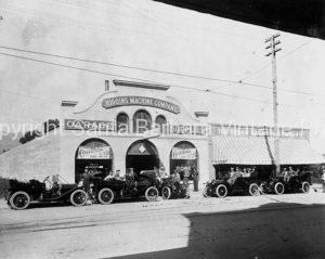 Higgins Machine Company, Santa Barbara, CA - GS71