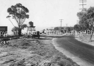 Ortega Hill Looking West, Montecito, CA. -  MT18
