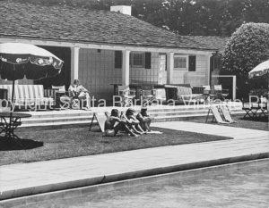 Biltmore Pool, Montecito CA., - MT24