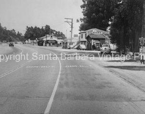 Gimore Gas Station, Montecito, CA. - MT28