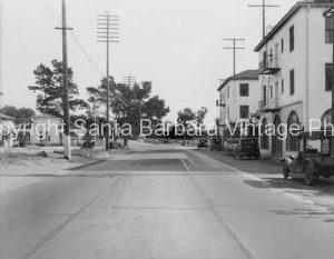 Coast Village Road & Olive Mill, Montecito, CA. - MT42