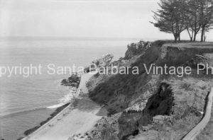 Road To Castle Rock Santa Barbara CA.SB10