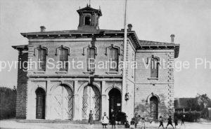 City Hall and Fire Station, 1880 - SB12